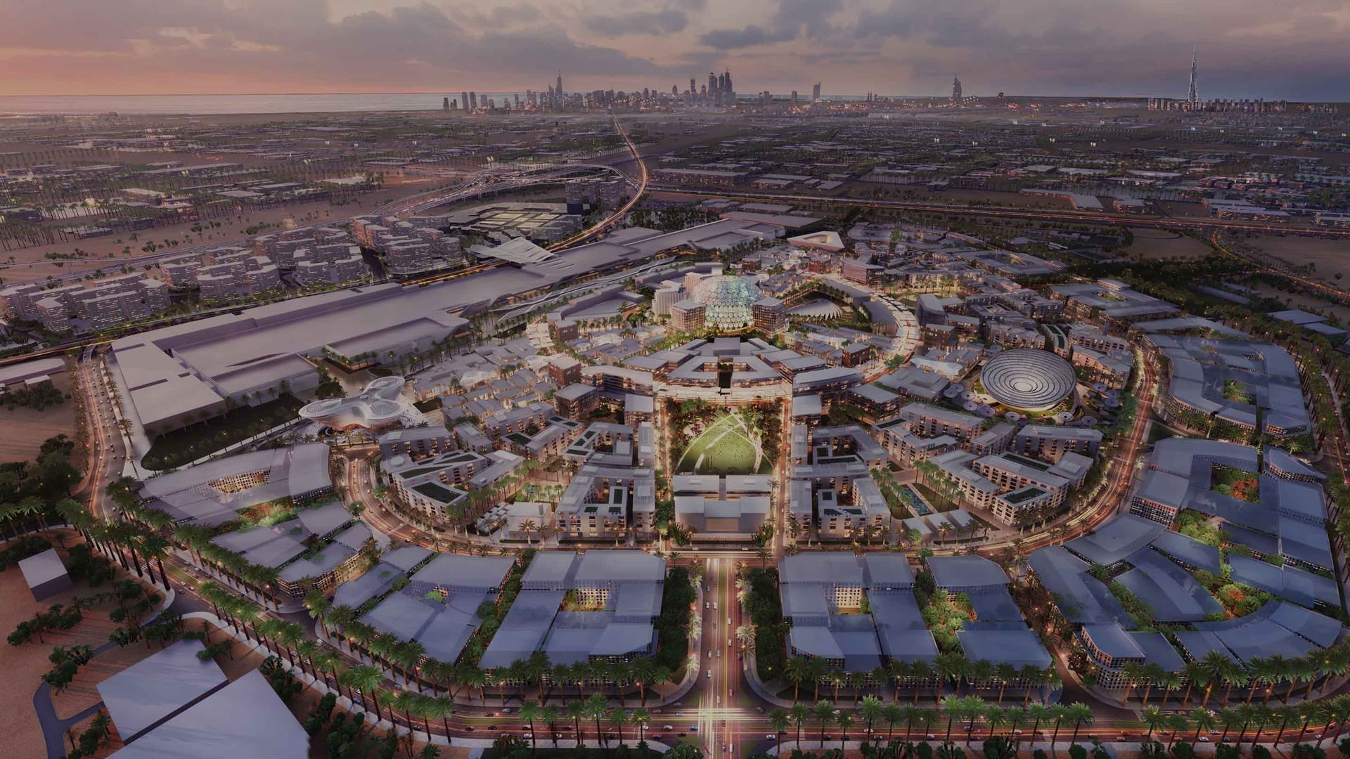 What are the effects of Dubai Expo 2020 on real estate market of UAE?