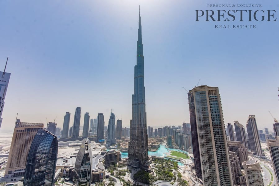 The Address Sky View Tower 2 - Downtown Dubai Apartment for Buy-Prestige Real Estate