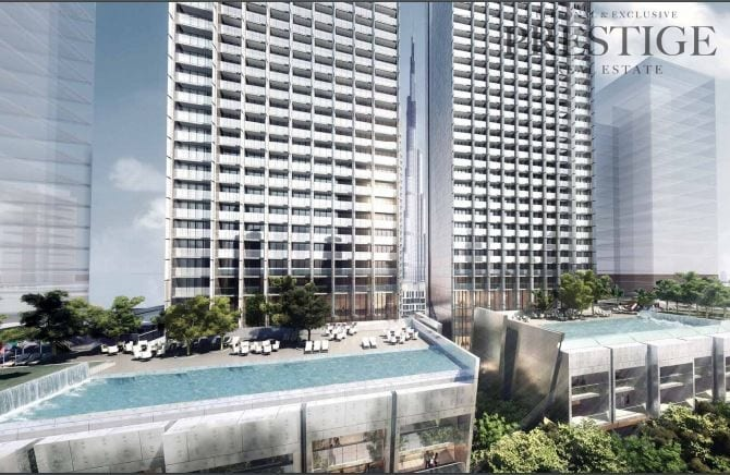 The Sterling West - Business Bay Apartment for Buy-Prestige Real Estate