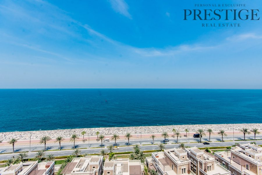 Balqis Residence Penthouses - Palm Jumeirah Penthouse for Buy-Prestige Real Estate