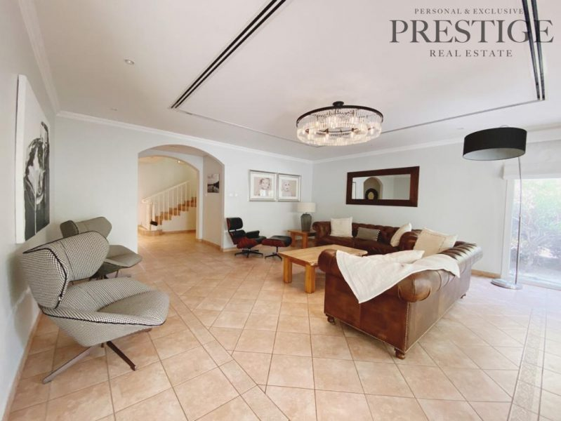 Townhouse Area - Green Community Townhouse for Buy-Prestige Real Estate
