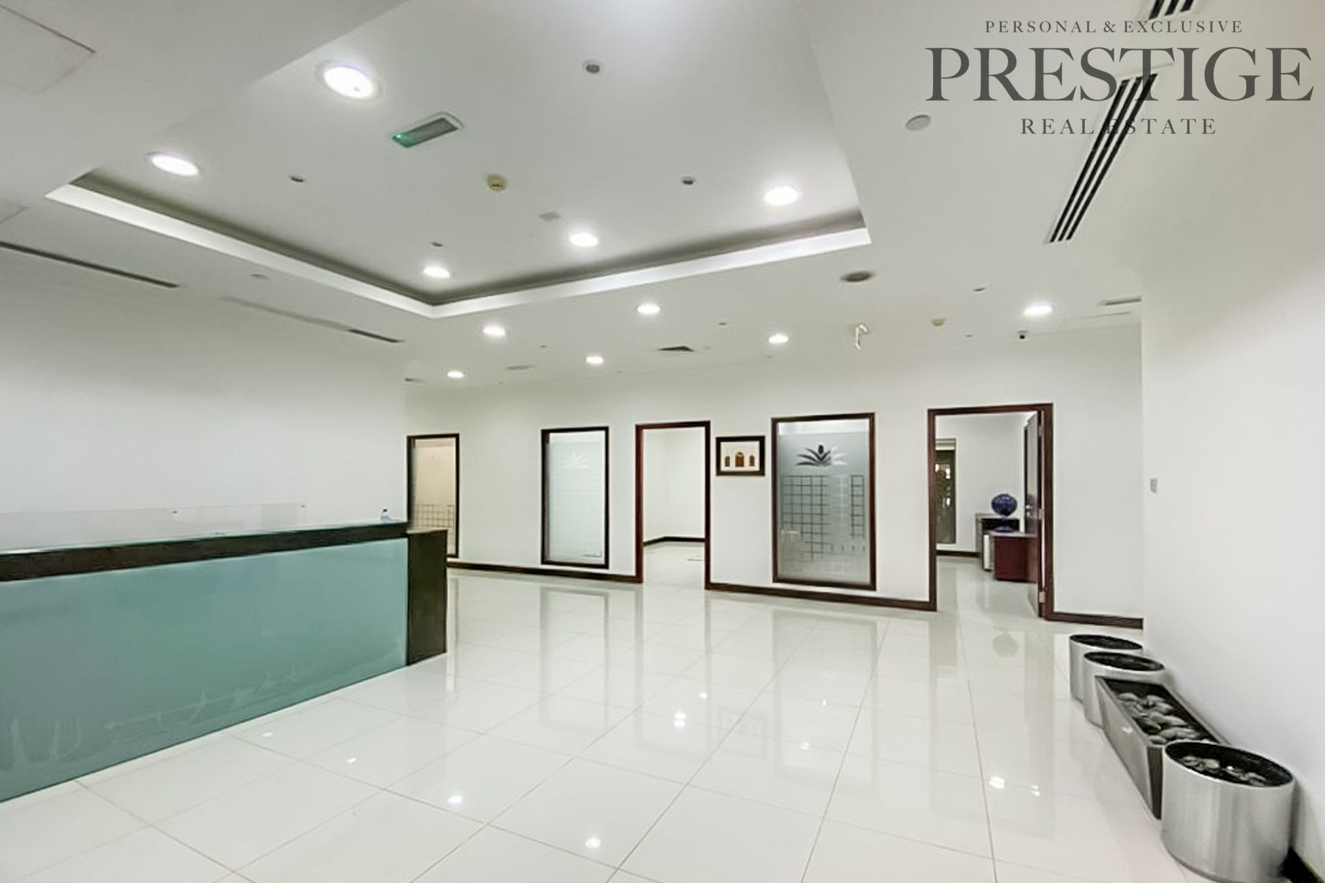 Churchill Executive - Business Bay Office for Rent-Prestige Real Estate