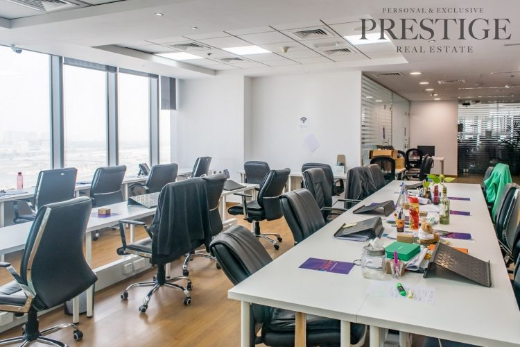 Control Tower - Motor City Office for Buy-Prestige Real Estate