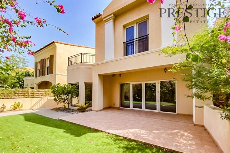 Green Community East - Green Community Townhouse for Buy-Prestige Real Estate